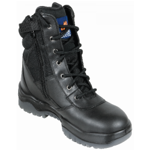 VICTOR HIGH-LEG ZIPSIDED BOOT