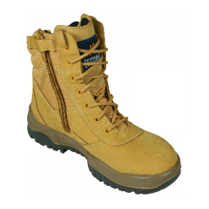 MONGREL SAFETY  HIGH LEG BOOTS