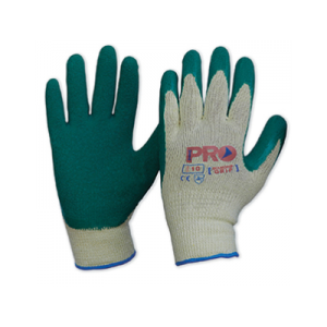 PROSENSE KNITTED COTTON DIPPED GLOVE