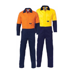 COVERALL HI-VIS COOL-BREEZE