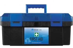 FIRST AID KIT TOOLBOX NATIONAL WORKPLACE