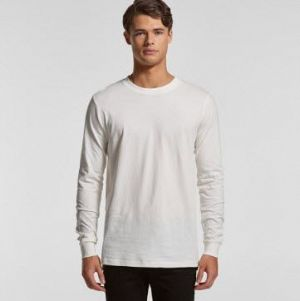 AS COLOUR BASE TEE SHIRT L/S