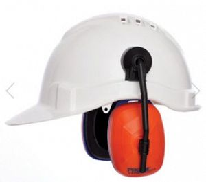 VIPER CLIP ON HARD HAT EARMUFF