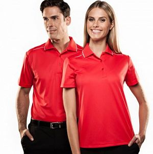 SPORTE LEISURE MENS DASH POLO